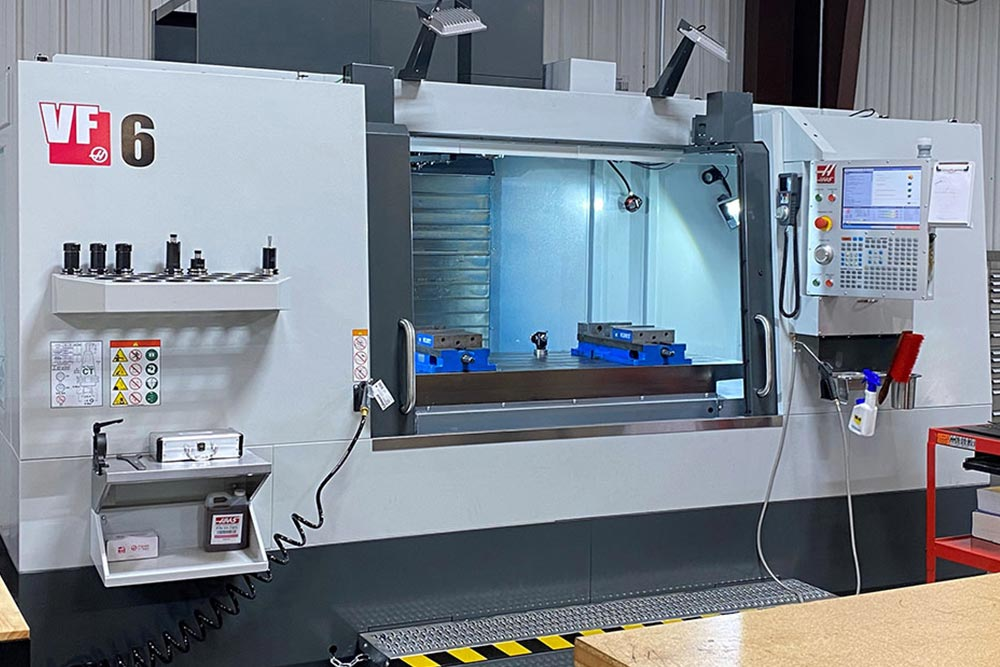 Haas VF-6 CNC Turning Center
