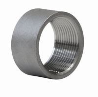 150 lb Stainless Steel Cast Half Couplings