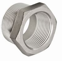 150 lb Stainless Steel Cast Hex Bushings