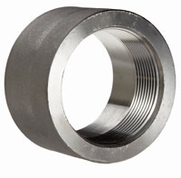 3000 lb Stainless Steel Forged Half Couplings