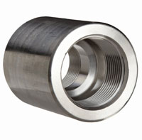 3000 lb Stainless Steel Forged Reducing Couplings