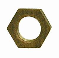 Bronze Hex Locknuts