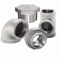 Stainless Steel 150 lb Cast Fittings