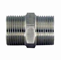 Stainless Steel Hex Nipples