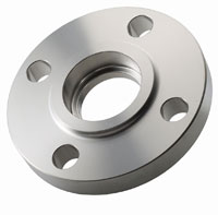 Stainless Steel Raised Face Socket Weld Flanges