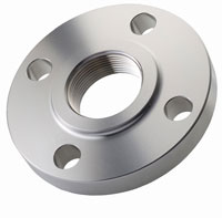 Stainless Steel Raised Face Threaded Flanges