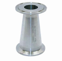 Sanitary Clamp Concentric Reducers