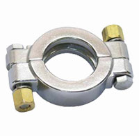 Sanitary High Pressure Clamps