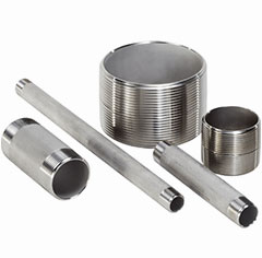 Stainless Steel Standard Nipples