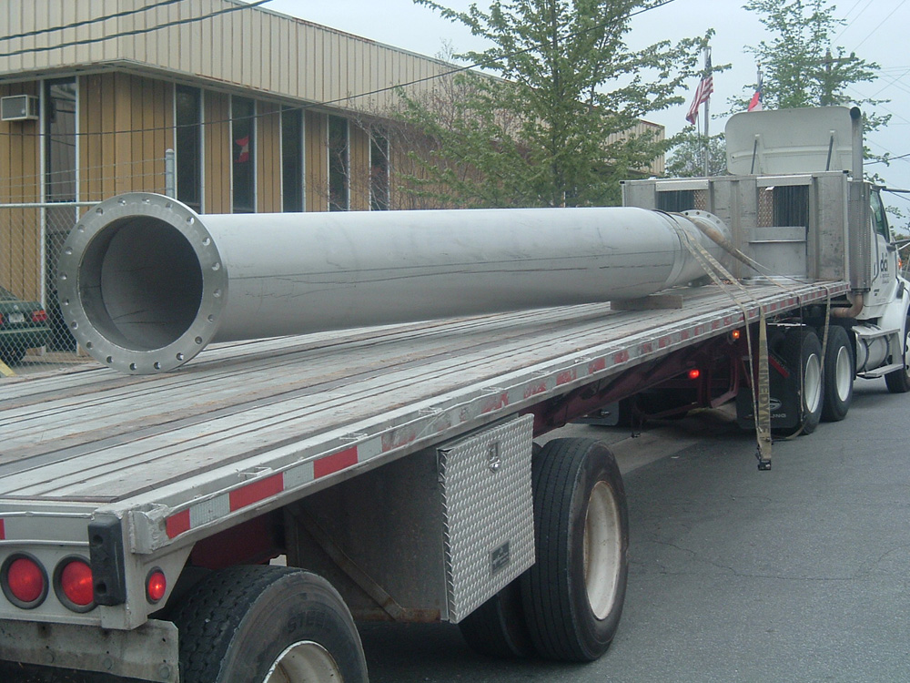 Epoxy Pipe Lining Houston : Pipe fabrication shaw stainless alloy