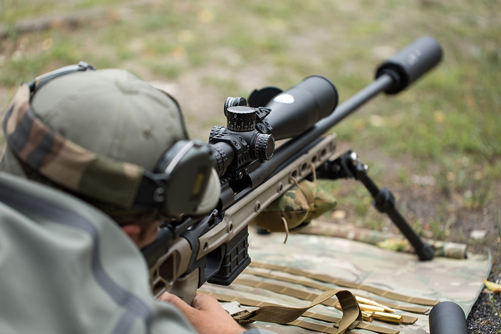 Civilian Firearm Suppressors and Silencers
